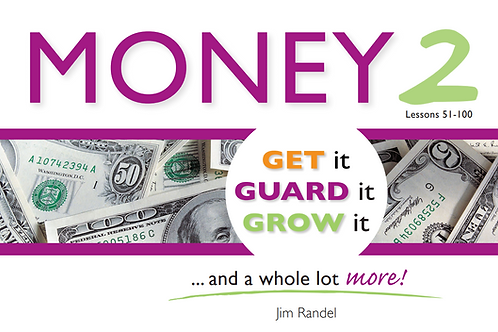 Money 2: Get it, Guard it, Grow it  eBook