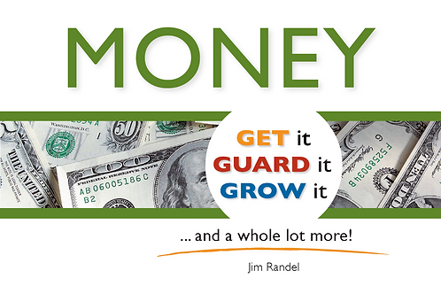 Money 1: Get it, Guard it, Grow it   eBook