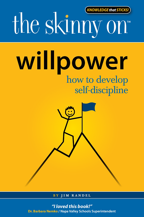 The Skinny on Willpower   eBook