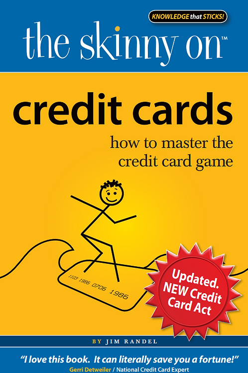 The Skinny on Credit Cards   eBook