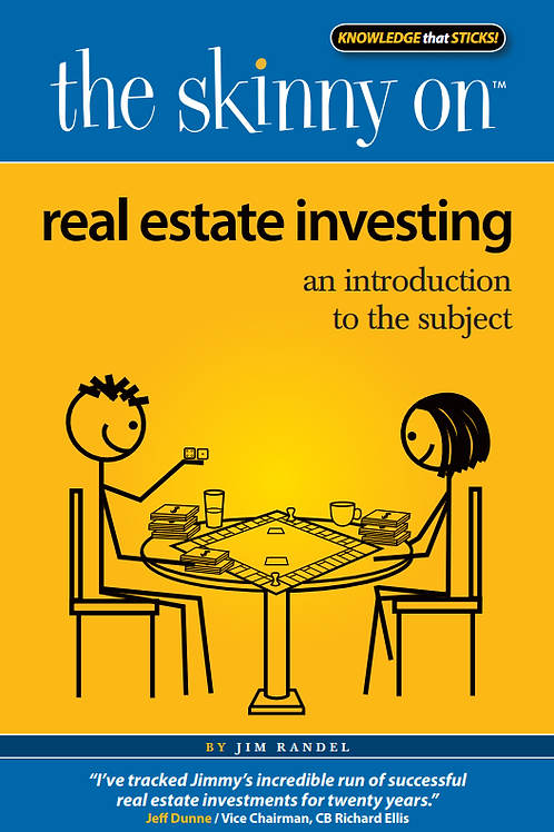 The Skinny on Real Estate Investing   eBook