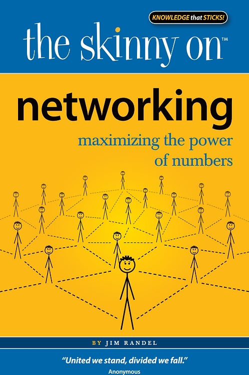 The Skinny on Networking   eBook
