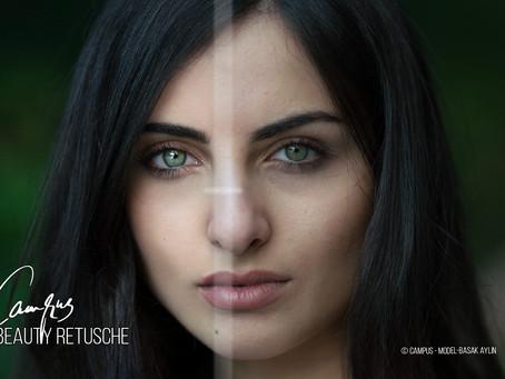 Neues Video auf YouTube: Beauty Retusche - Photoshop CC 2021