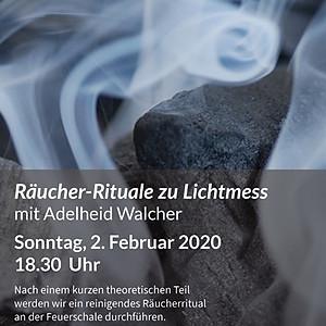 Räucher-Rituale zu Lichtmess