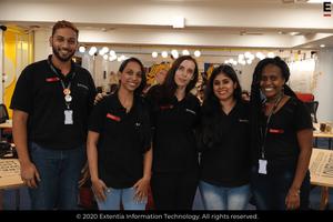 SAP AppHaus Launch at Extentia