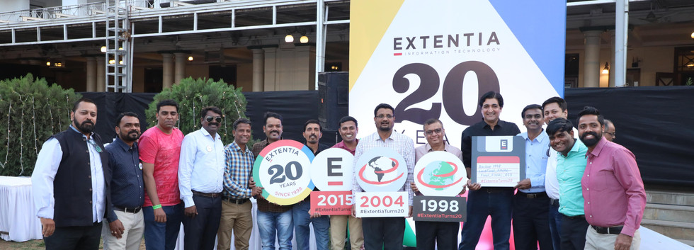 Mar 08, 2019 - Extentia - Annual Party E