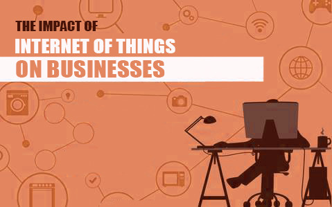 The Impact of Internet of Things on Business