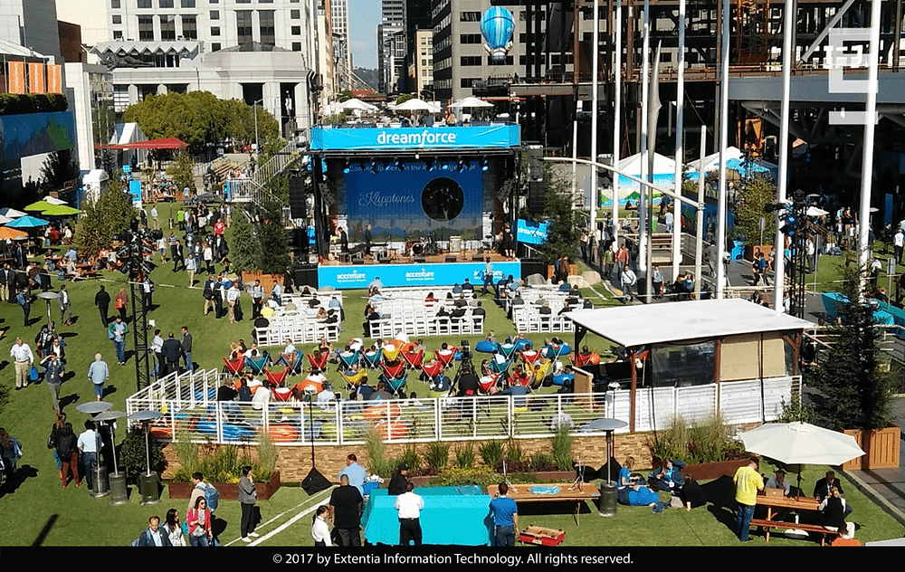 Extentia at Salesforce