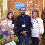 Salesforce World Tour London '19
