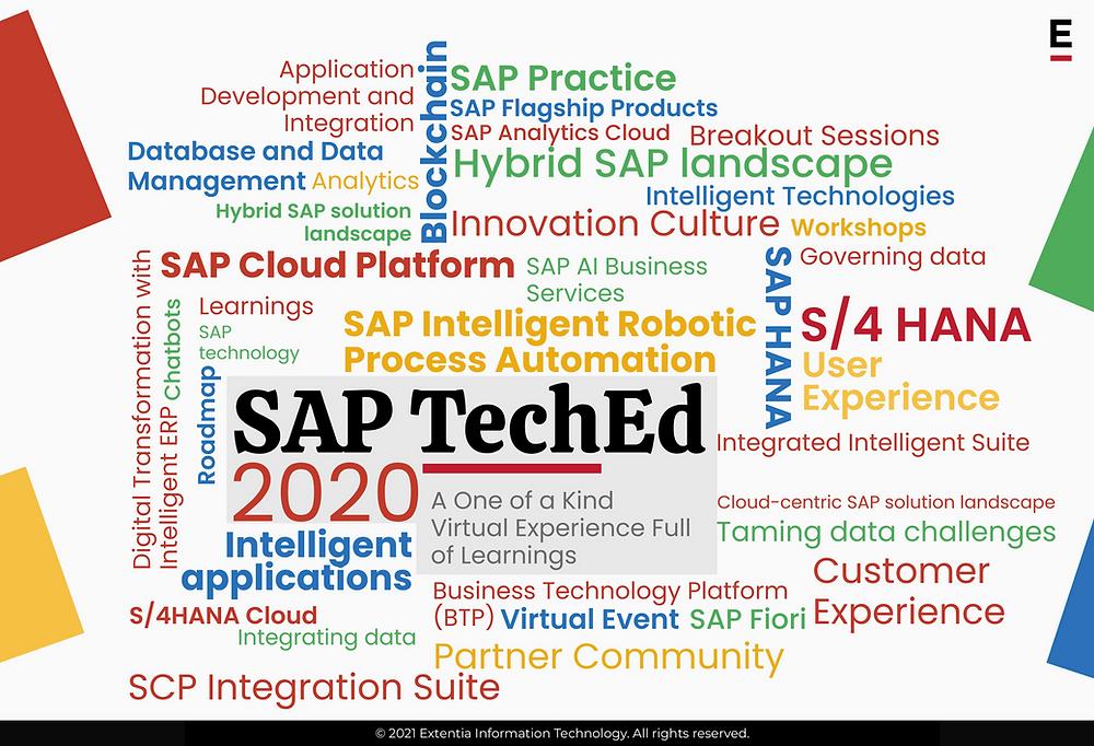 Virtual SAP TechEd 2020