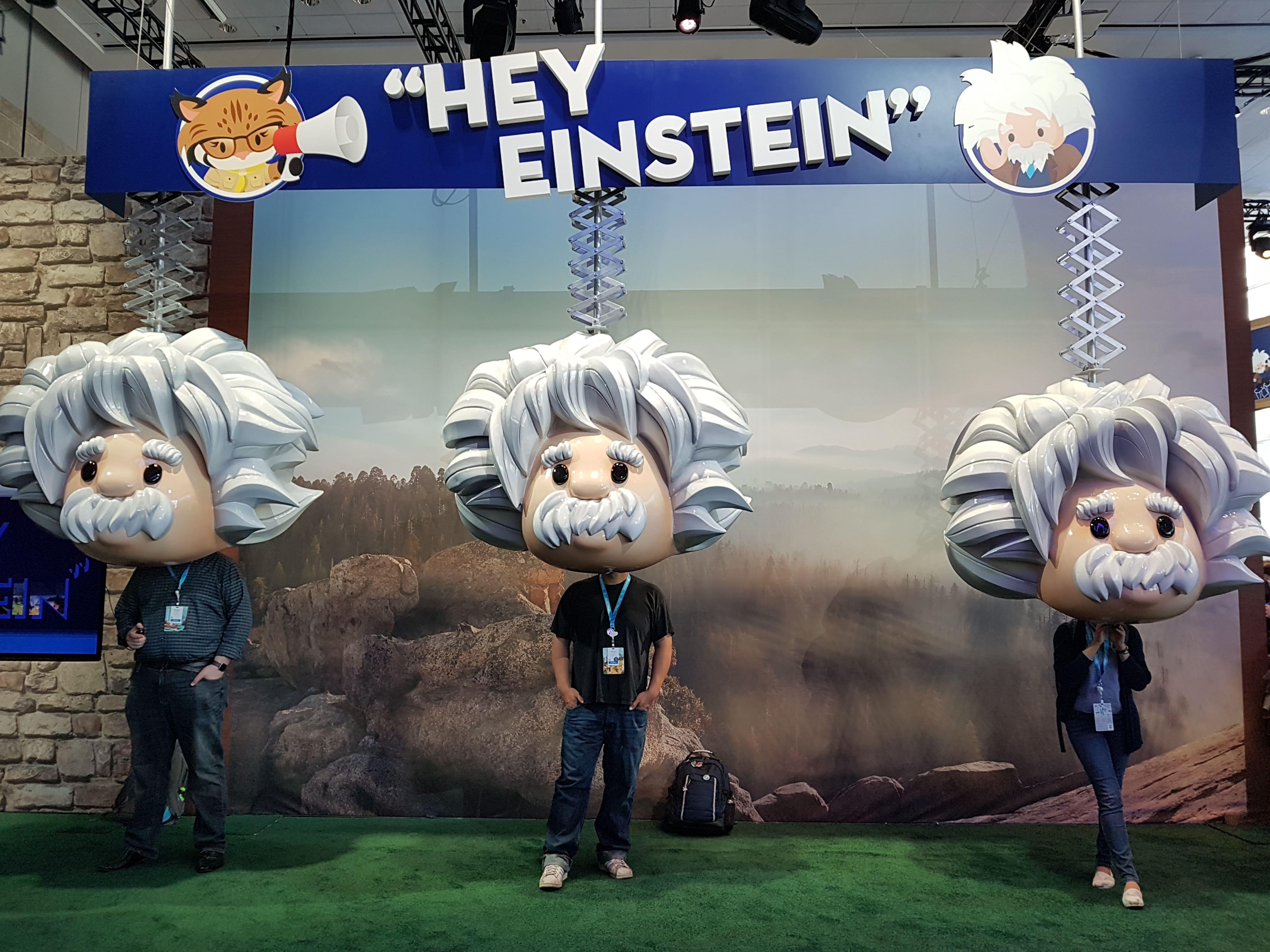 Hey-Einstein-Dreamforce-2018