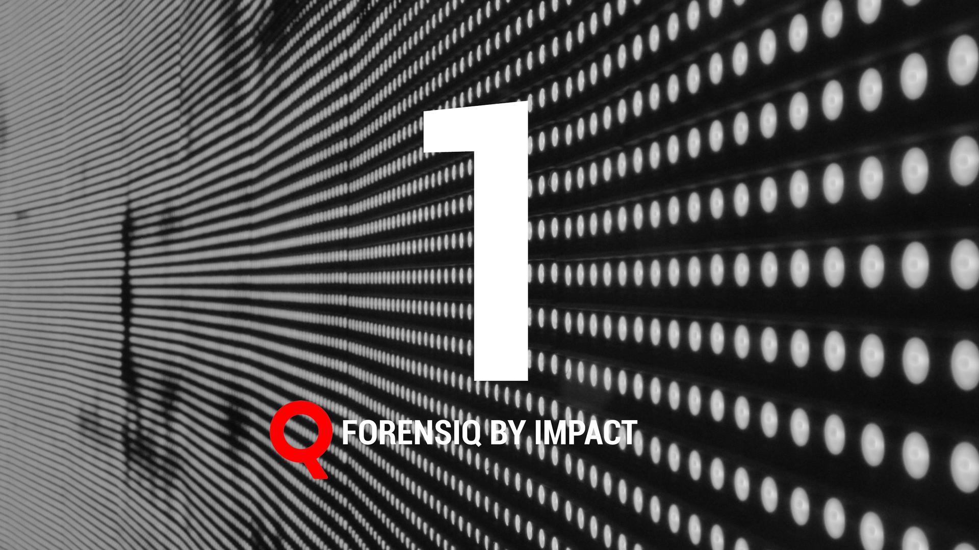 FORENSIQ BY IMPACT