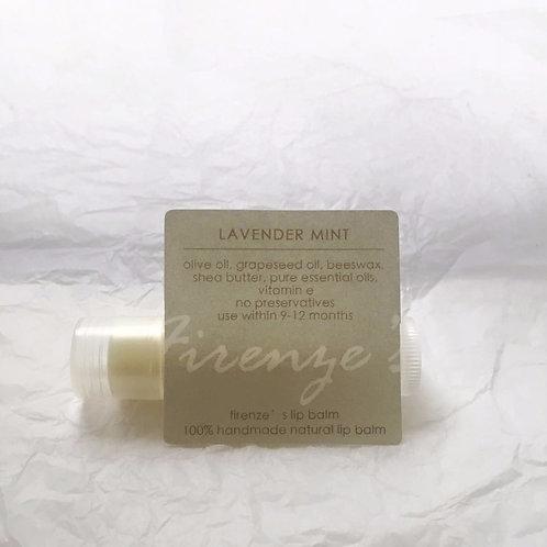 Lavender Mint Lip Balm (4.2g) 薰衣草薄荷潤唇膏