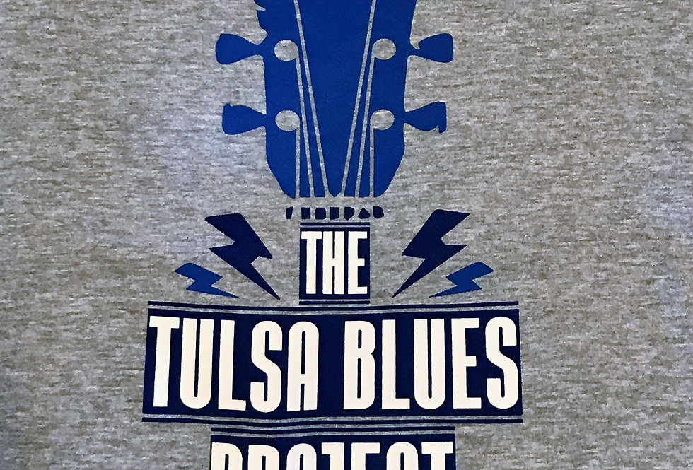 Tulsa Blues Project T-Shirt