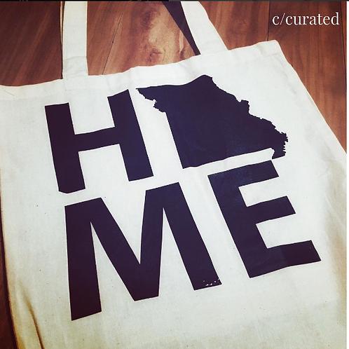 Missouri Home Tote Bag