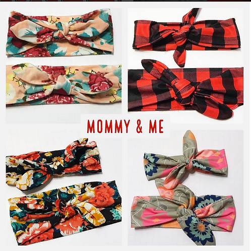 Mommy and Me HeadBand Sets