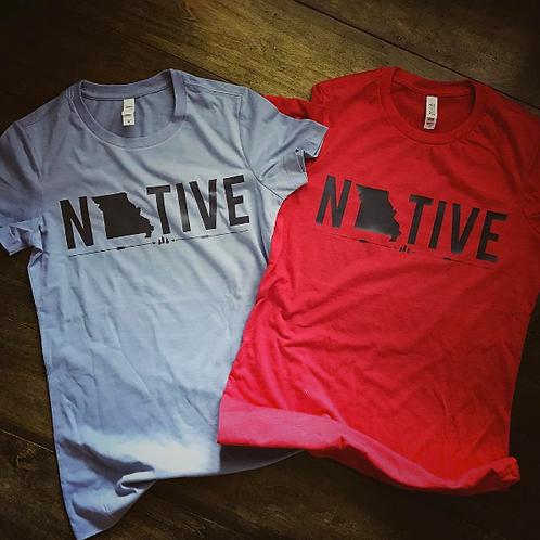 Native tee