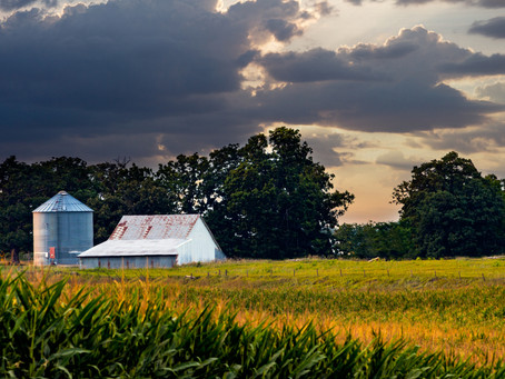 Stagnant wages, struggling farms, and crippling medical bills: On rural and small-town Indiana