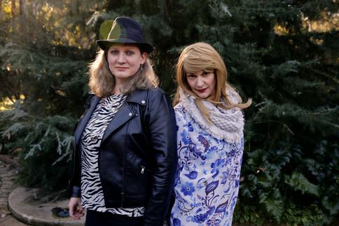 Jenny and Rachel (courtesy TL Creative)