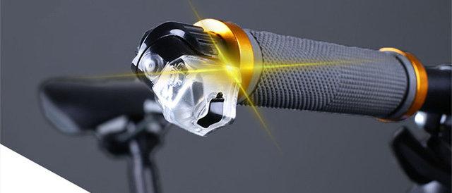 New Professional LED Turn Signals Light Handle Bar