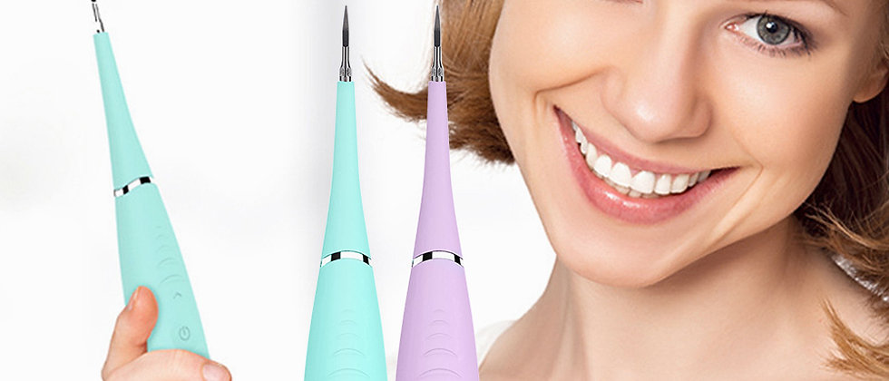 Electric Ultrasonic Sonic Dental Scaler Tooth Calculus Remover