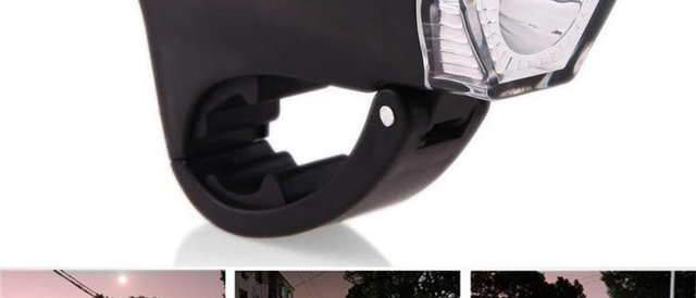 Bright Bike Light Flashlight For Bicycle Head