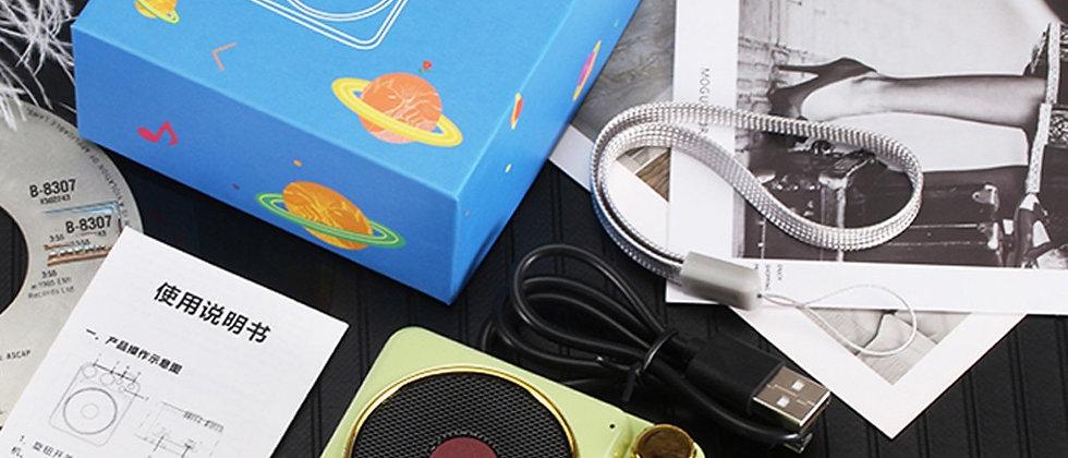 Retro Portable Mini Bluetooth Wireless Speakers