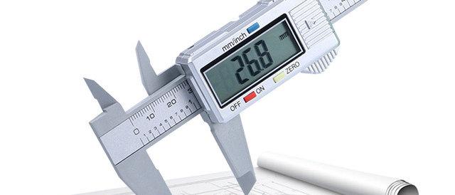 150mm/6inch Digital Caliper LCD Digital Electronic