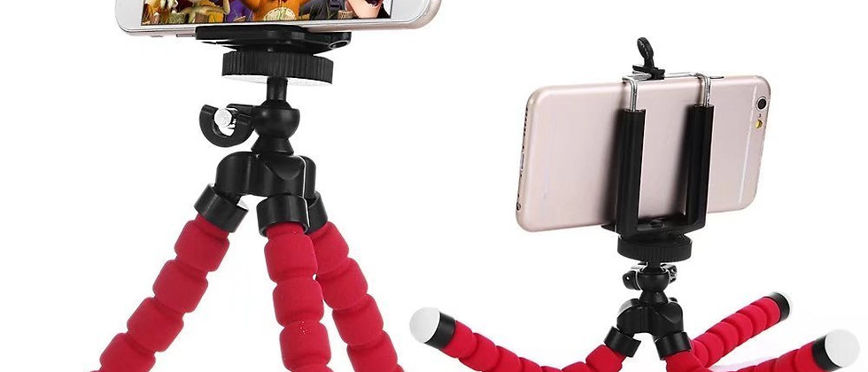 Universal Adjustable Phone Tripod