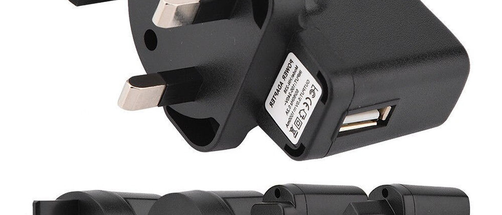 5V 1A Charger Power Adapter USB Charging Plug