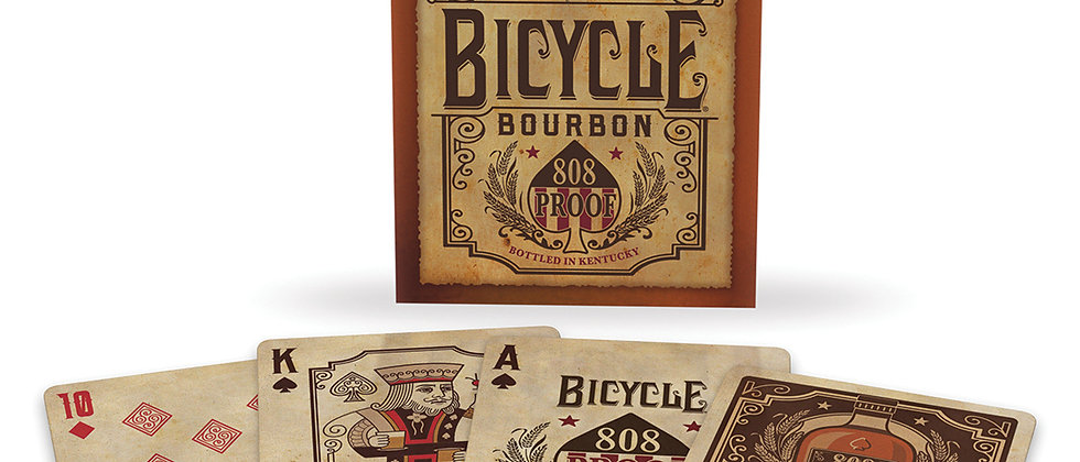 Bourbon Playing Cards