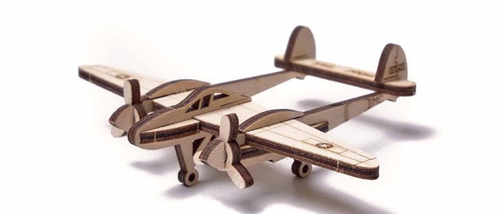Woodik - Lightning Plane