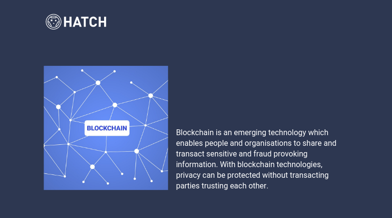 Quick knowledge Space & Blockchain Synergy