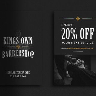 Kings Own Barbershop