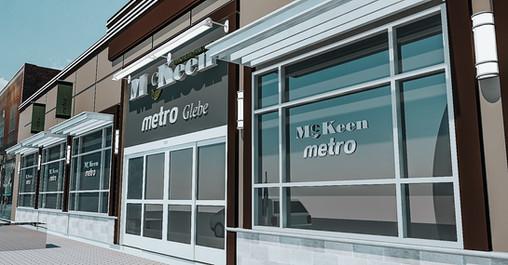 Metro Glebe Project