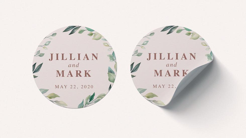 Jillian and Mark
