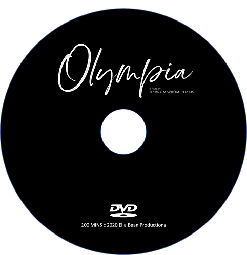 DVD - Olympia