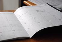scheduling book