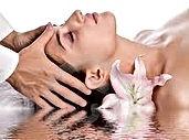 Scalp and Shoulder massage