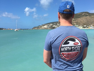 Where have your North Shore Surf Company T's or hoodies been??