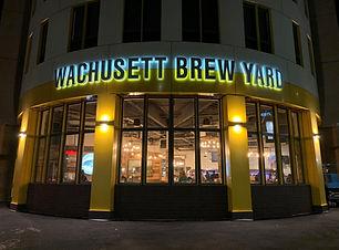 Worcester Brew Yard