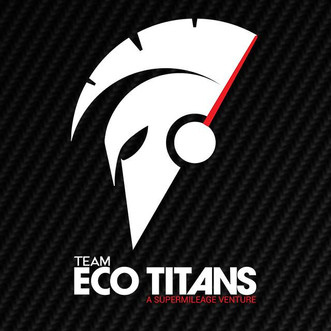New Team Eco Titans Logo