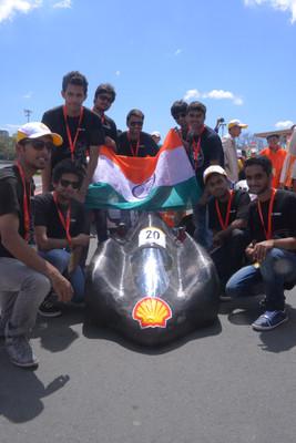 Representing VIT & India in Manila
