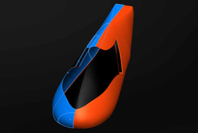 First Teardrop Concept