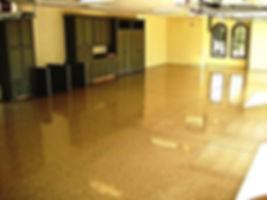 Flake Epoxy Floor