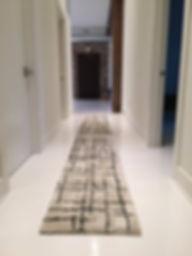 White Epoxy Floor