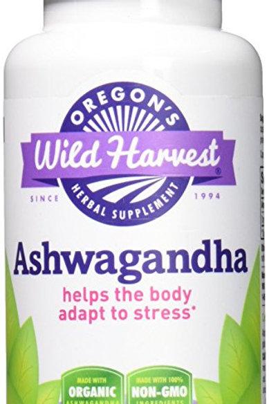 Ashwagandha by Wild Harvest 90 Cap