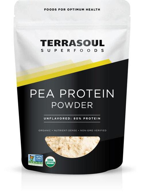 Pea Protein Powder 24oz by Terrasoul