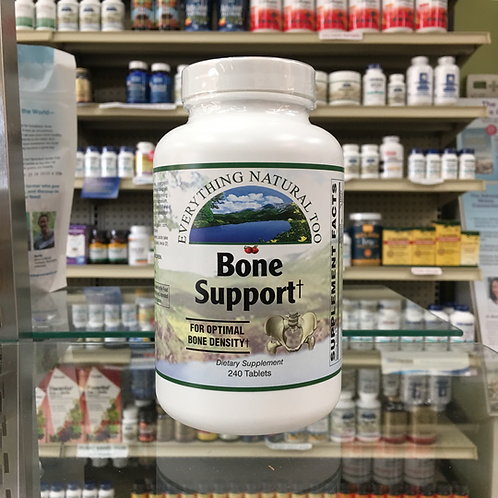 Bone Support by Everything Natural 240 Tab
