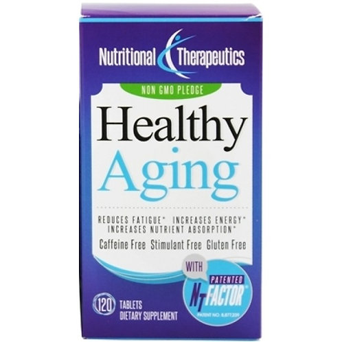Healthy Aging by Nutritional Therapeutics
